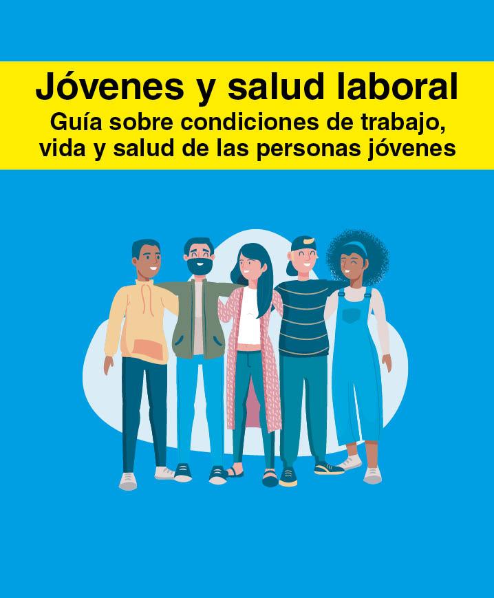 Guía Jovenes y salud laboral CUBIERTA
